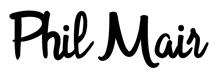 Phil Mair Logo